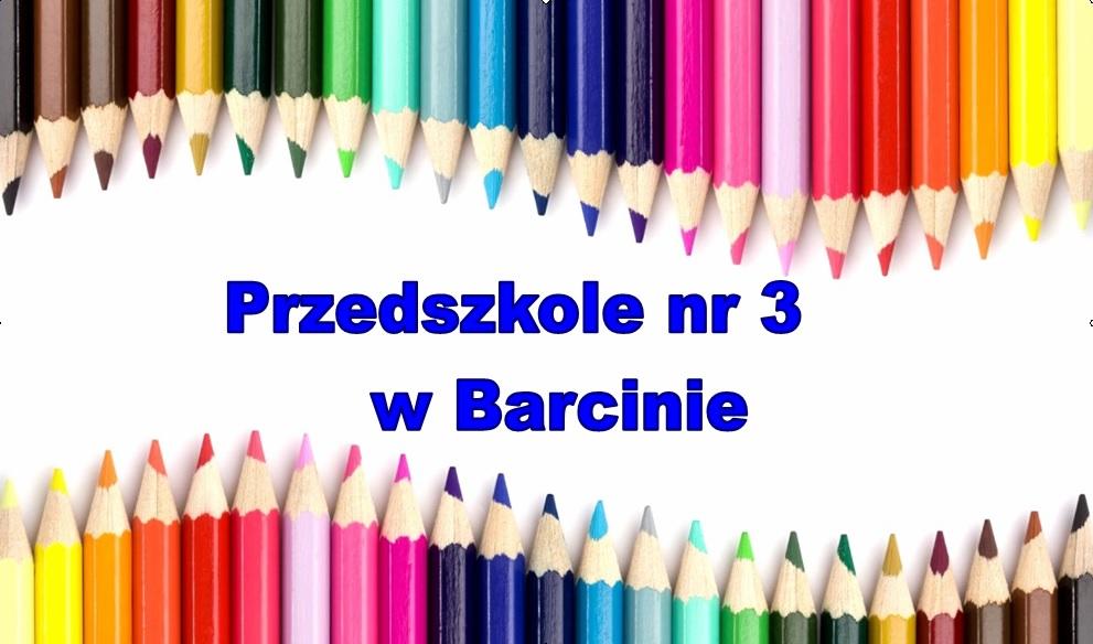 Przedszkole nr 3 w Barcinie